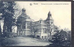RENAIX - Montagne De La Cruche. Le Château De Mr. De Malander - Renaix - Ronse