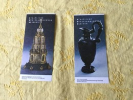2 Billets D'entrée Au Musée Des Collections D'art De Dresde - Tickets D'entrée