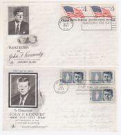 USA Washington-boston First Day   JF Kennedy - Central America