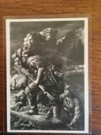 """III. Reich, Propaganda  Karte, """" Grenadiere """" Haus Der Deutschen Kunst, - Weltkrieg 1939-45"""