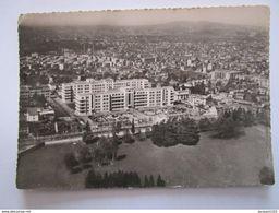 LYON : Hôpital Militaire Desgenettes. Façade Principale. L' Hôpital Edouard Herriot Et La Ville - Other