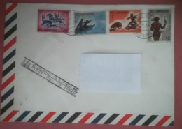 SAN MARINO COVER TO ITALY - Briefe U. Dokumente