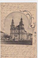 Tarnopol - Animiert - Strafportomarke - 1904       (200815) - Ukraine