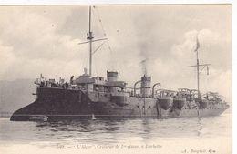"""""""L'Alger"""", Croiseur De 1ère Classe à Barbette - Otros"""
