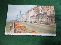 VINTAGE UK SUSSEX: ST LEONARDS On SEA The Marina Colour Cars Valentine - Other