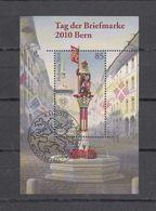 2010  BLOC  N° 1372  OBLITERE   CATALOGUE ZUMSTEIN - Oblitérés
