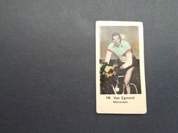 Chromo ( 1681 ) ( 5 X 2,5 Cm )  Cycliste  Coureur  Wielrenner  Renner - Cycling