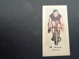 Chromo ( 1685 ) ( 5 X 2,5 Cm )  Cycliste  Coureur  Wielrenner  Renner - Cycling