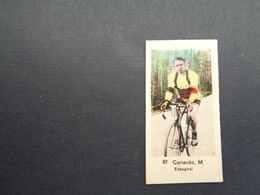 Chromo ( 1687 ) ( 5 X 2,5 Cm )  Cycliste  Coureur  Wielrenner  Renner - Cycling