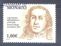 Monaco 2004 Mi 2727 MNH ( ZE1 MNC2727 ) - Chimie