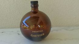 Bouteille Vide Cognac Prestige Gautier - Spirits