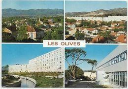 D 13.  MARSEILLE.LES OLIVES - Marseilles