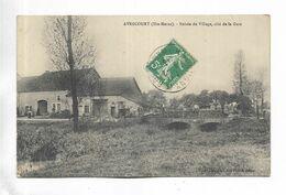 52 - AVRECOURT ( Hte-Marne ) - Entrée Du Village, Côté De La Gare. Carte Pas Courante - Frankreich
