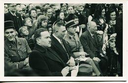 14317 - SCHERWEILER  :  LIBERATION DE L'ALSACE (25 Mars 1945) - LE SOUS PREFET - LE COMMANDANT - LE MAIRE.trés RARE - Altri Comuni
