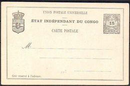 CONGO - Entier Stibbe # 9a - Neuf - RB01 - Ganzsachen