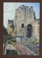 Gisors (27) : Le Chateau Fort - La Tour Du Gouverneur Qui Défendait L'entrée Principale - Gisors