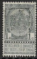Brussel 1894 Nr. 5B - Precancels
