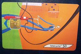 N°36 Télécarte Publique Française Utilisée ( TBE Voir Les 2 Scans Recto / Verso ) - 2003