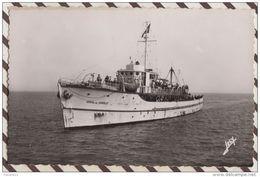 4AG707 FROMENTINE LE BATEAU  Amiral De Joinville ARRIVANT DE L'ILE D'YEU    2 SCANS - Ohne Zuordnung