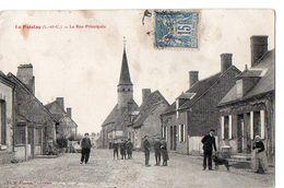 LE POISLAY (L.-et-C.) - La Rue Principale - Altri Comuni