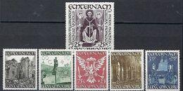 Luxembourg - Timbres - 1947 St. Willibrord , Echternach , Postfrisch MNH** PK 50 - Blocks & Sheetlets & Panes