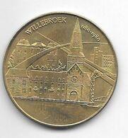 *gemeente Penning  Willebroek 50 Kapoenen 1980 - Gemeindemünzmarken