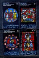 St. Christopher Nevis Anguilla 1977 / Christmas MNH Navidad Weihnachten Nöel / Gj03  5-25 - Christmas