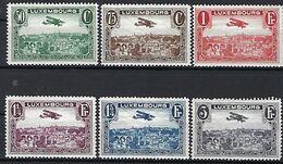 Luxembourg - Timbres - 1931-1933 , Postfrisch MNH ** Bigplan Breguet , 2 Séries Val.Cat. 22 - Blocks & Sheetlets & Panes