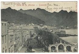 TENERIFE - Calle De La Marina - Ed. A. Ghon, Tenerife - Tenerife