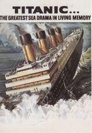 Titanic Coulé  -  Carte Postale - Piroscafi