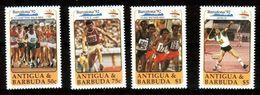 ANTIGUA BARBUDA 1990 - OLYMPICS BARCELONA 92 - YVERT 1273-1276 - SCOTT 1329-1332 - MICHEL 1403-1406 - MNH - Verano 1992: Barcelona