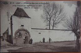 LIGNY Sombreffe Fleurus Longpré Saint Amand Ferme D'en Bas Bataille Napoléon 16 Juin 1815 Grande Armée - Sombreffe