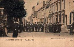 Flemalle Grande - Rue Leopold - Flémalle