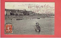 BOUCHEMAINE 1915 LA PLAGE VERS LE PONT CARTE EN TRES BON ETAT - Other Municipalities