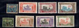 Tunisie YT N° 59/66 Neufs *. B/TB. A Saisir! - Unused Stamps