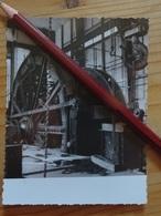 Mines Mine Puits SILHOL MOLIERES SUR CEZE Gard Machine D'extraction Charbon Cévennes - France