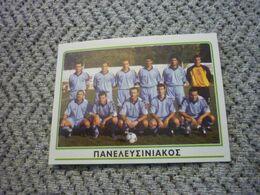 Panelefsiniakos Team Greece Greek Panini Sticker Football Podosfairo 2002 No 428 - Panini