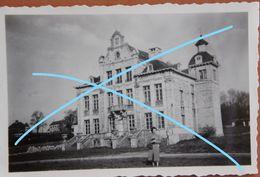 MACHELEN Vilvoorde Diegem Château Kasteel 1952 2 Photo - Plaatsen