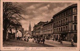 ! Alte Ansichtskarte Aus Ratibor , Brunken, 1930 - Poland