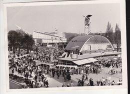 Au Plus Rapide Exposition Belgique Bruxelles Brussels 1958 - Plaatsen