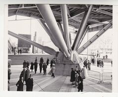 Au Plus Rapide Exposition Belgique Bruxelles Brussels 1958 - Lugares