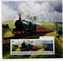 Trein, Train, Locomotive, Eisenbahn : Railway Heritage: Young Island, Approaching Dent - Treni
