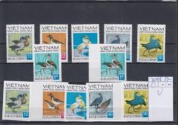 Vietnam Michel Cat.No.  Unused 701/706 + U Birds - Vietnam