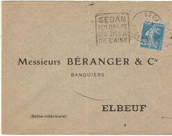 ESC 25C Semeuse Daguin Sedan Ardennes 1924 - 1921-1960: Modern Tijdperk