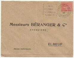 ESC 50C Semeuse Daguin Villefranche Aveyron 1930 - 1921-1960: Modern Tijdperk