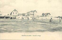 - Dpts Div. -AT784- Charente Maritime - Chatelaillon - Vue De La Plage - Villa - Villas - - Châtelaillon-Plage