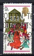 GRANDE-BRETAGNE. N°547 Oblitéré De 1968. Poupées. - Dolls
