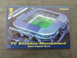 Montbéliard Stade Bonal Saison 2002/2003 - Sin Clasificación