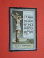 Adèle Pype - Nollet Geboren Te Beselare 1851 En Overleden Te Gheluwe  1928  (2scans) - Religion & Esotérisme