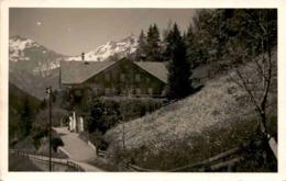 Kurhaus Bergfrieden - Reichenbach (Kandertal) * 8. 5. 1939 - BE Berne